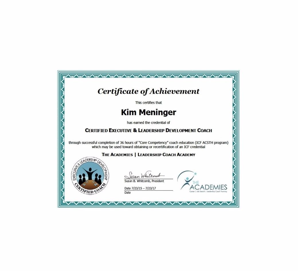 Executive Career Success (@executivecareersuccess) Cover Image