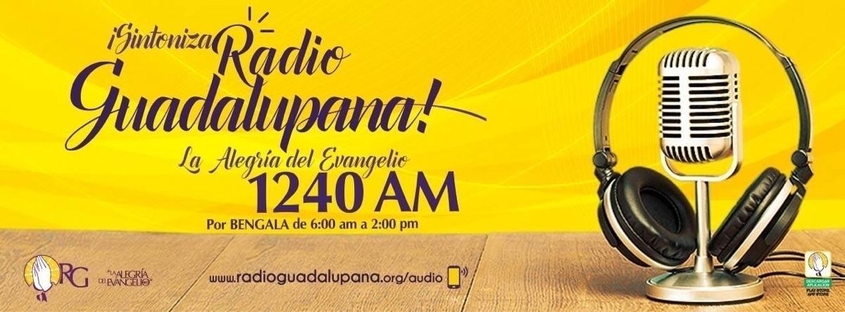 Radio Guadalupana (@radioguadalupana) Cover Image
