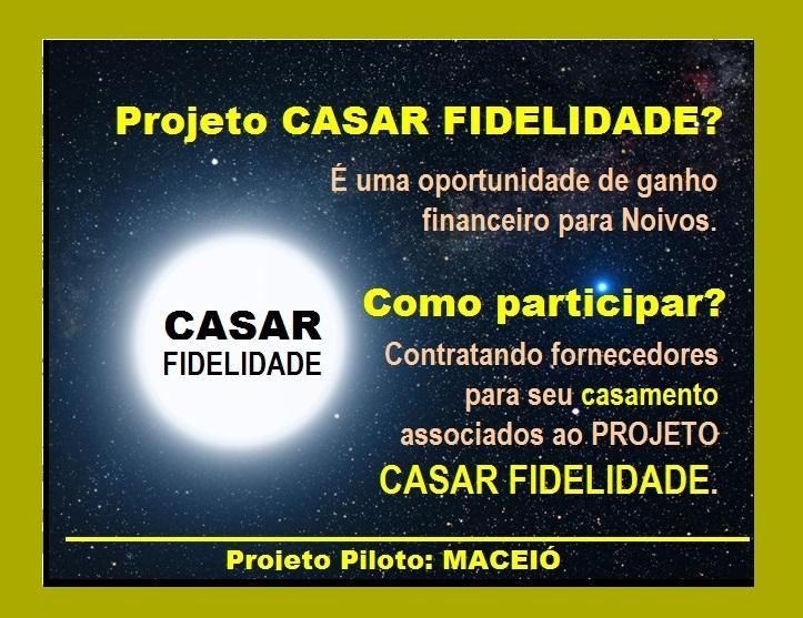 Casar Fidelidade (@casarfidelidade) Cover Image