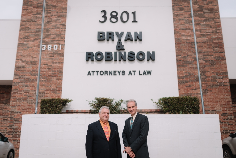 Bryan and Robinson Attorneys at Law (@bryanandrobinson) Cover Image