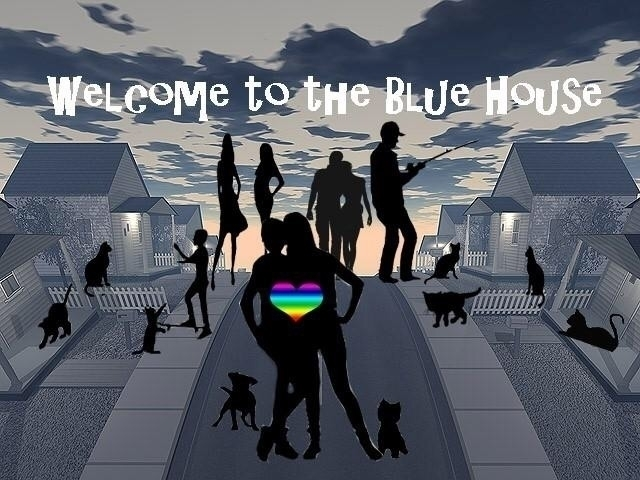 @thebluehouse Cover Image