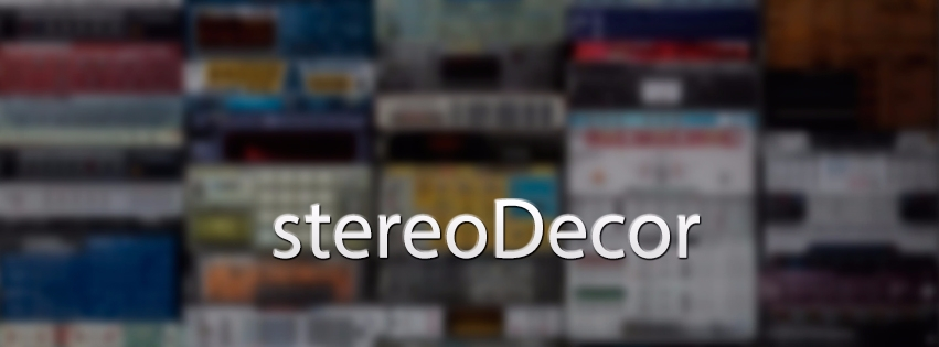 stereoDecor (@stereodecor) Cover Image