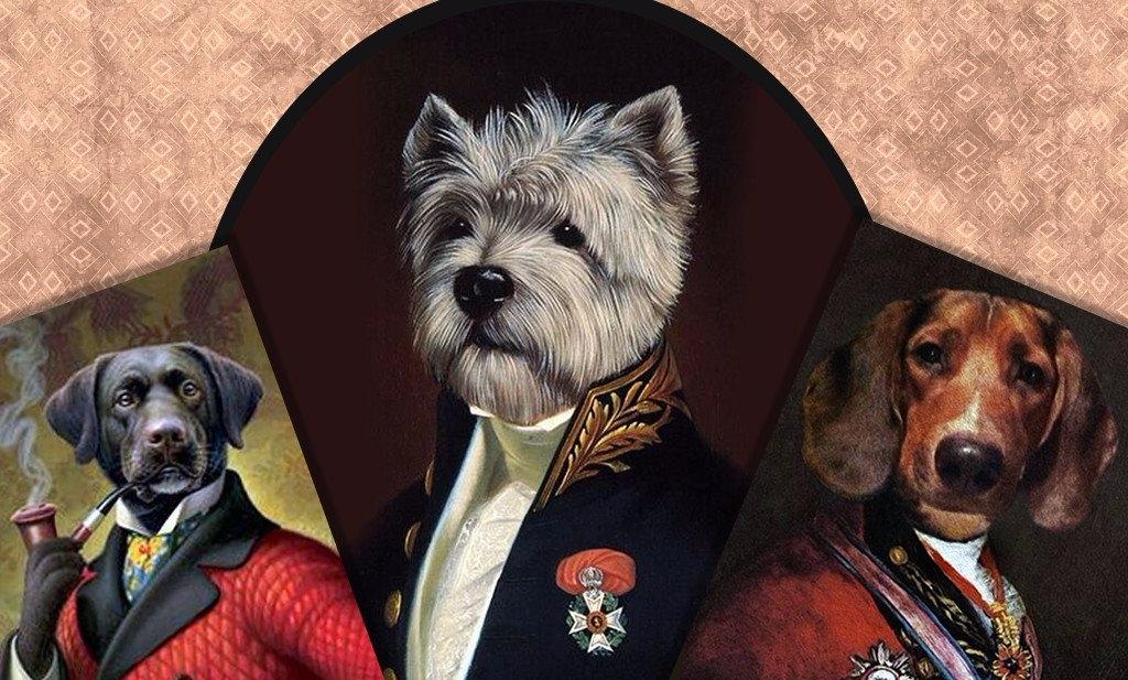 Pet Portraits (@petportraitsuk) Cover Image
