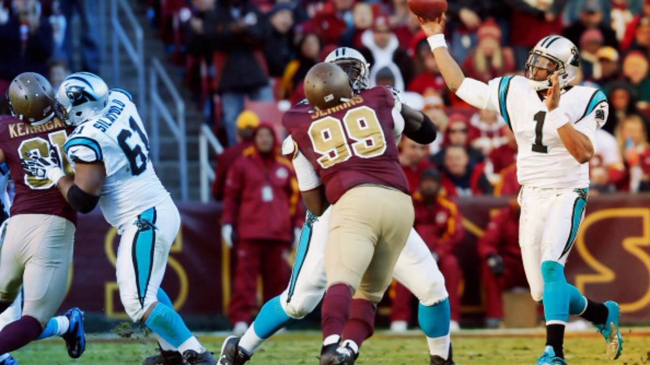 Panthers vs Redskins Live (@panthersvsredskinslive) Cover Image