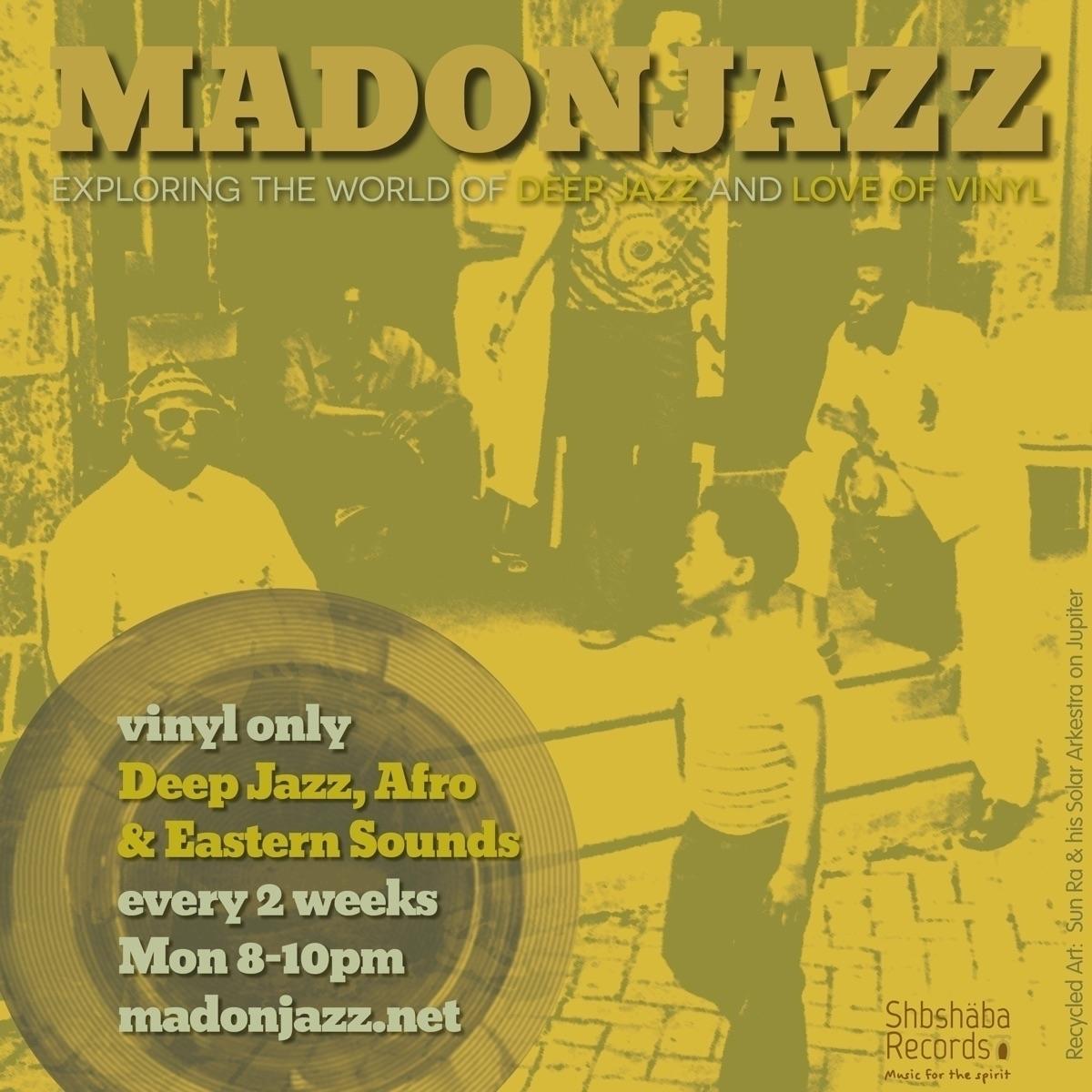 MADONJAZZ (@madonjazz) Cover Image