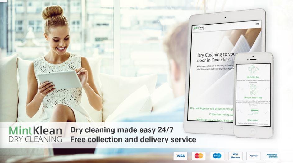 Mintklean Dry Cleaning (@mintklean) Cover Image