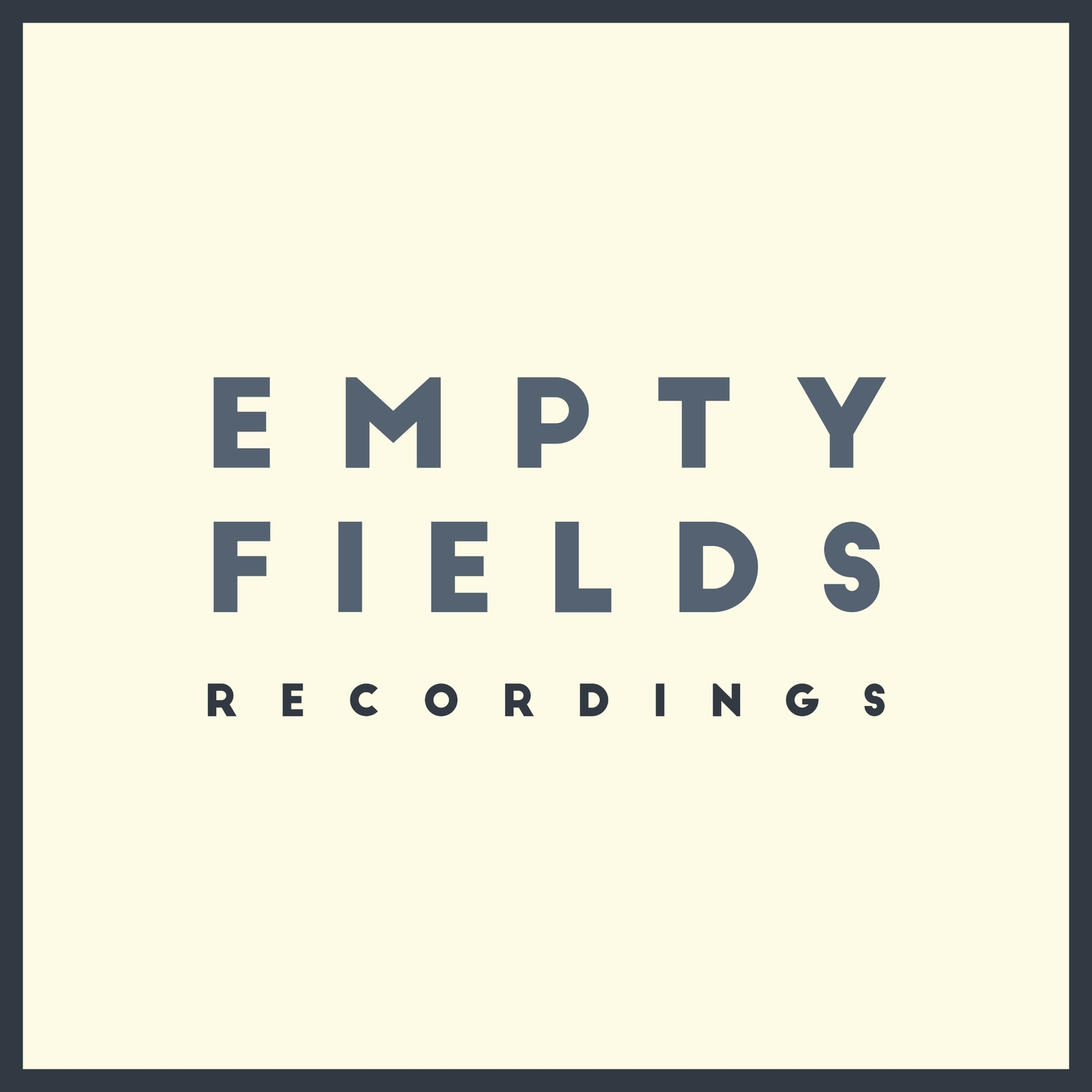 Empty Fields Recordings (@emptyfieldsrecordings) Cover Image
