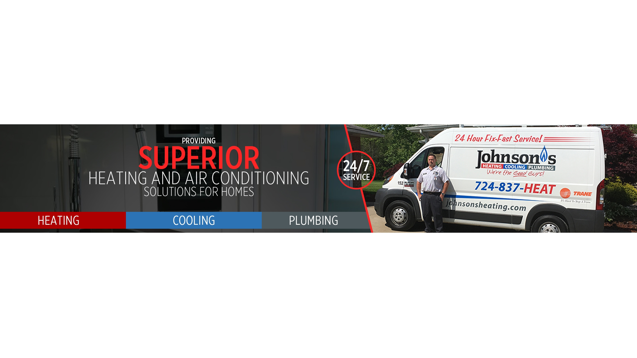 Johnson's Heating & Air Conditioning (@johnsonsheating) Cover Image