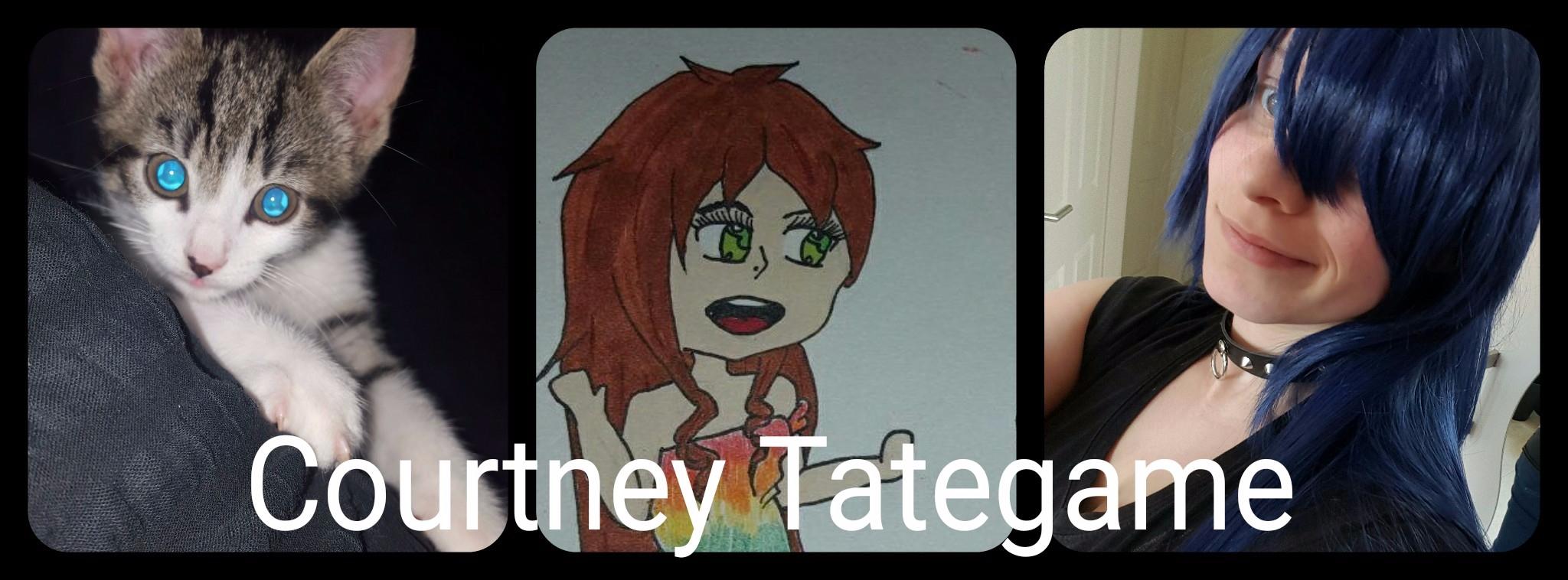 Courtney tategame (@courtney_tategame) Cover Image
