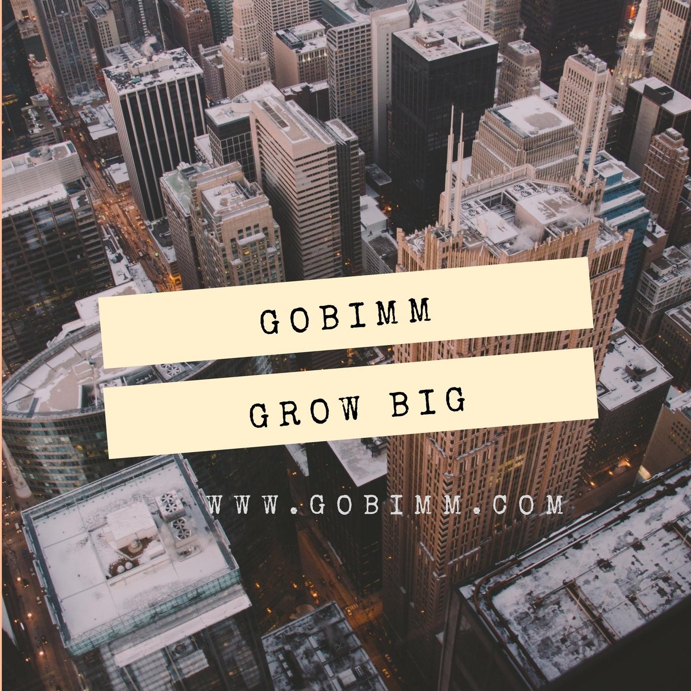 Go Bimm (@gobimm) Cover Image