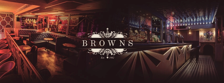 Browns Shoreditch (@brownsshoreditch) Cover Image
