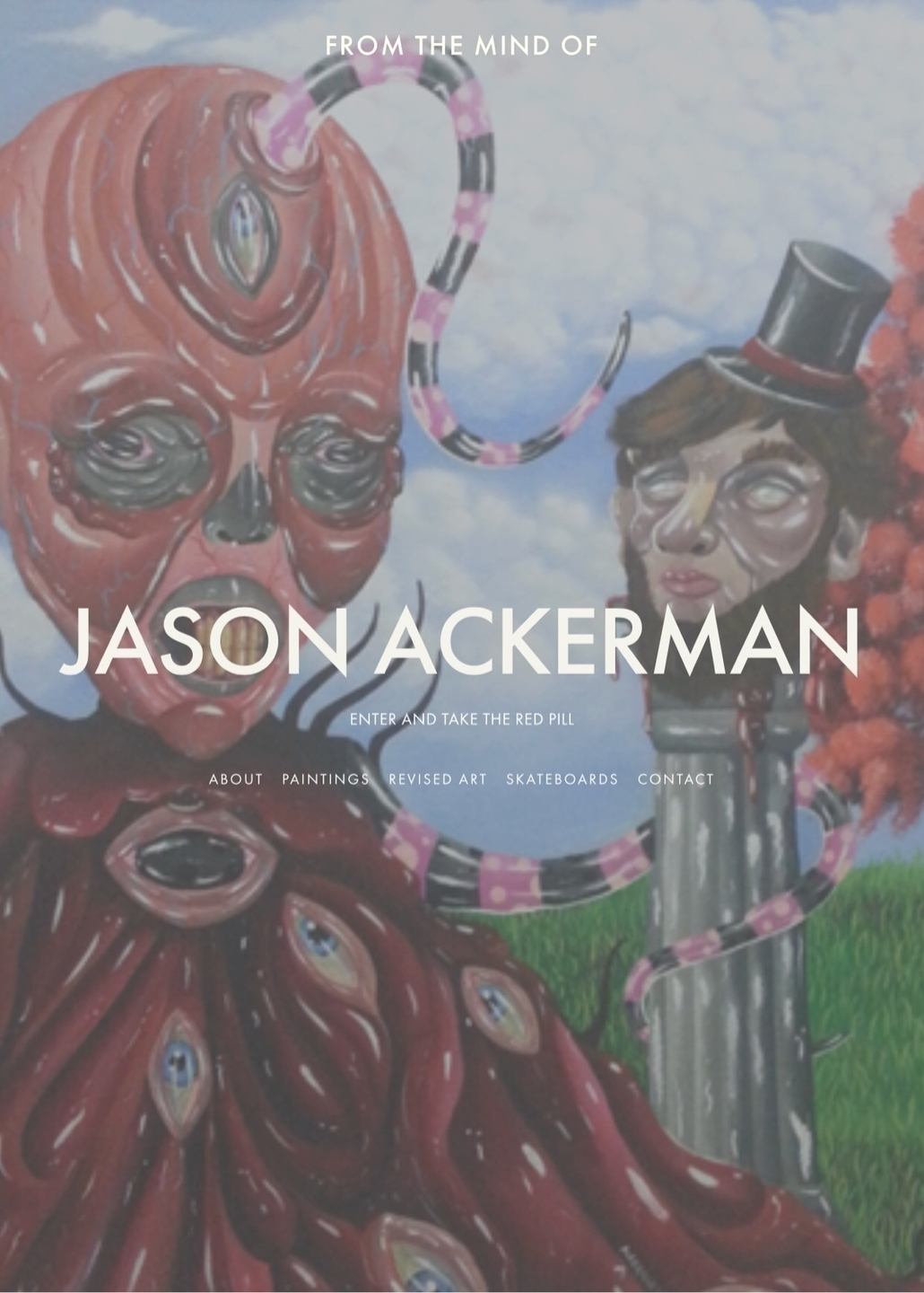 Jason Ackerman (@jasonackerman) Cover Image