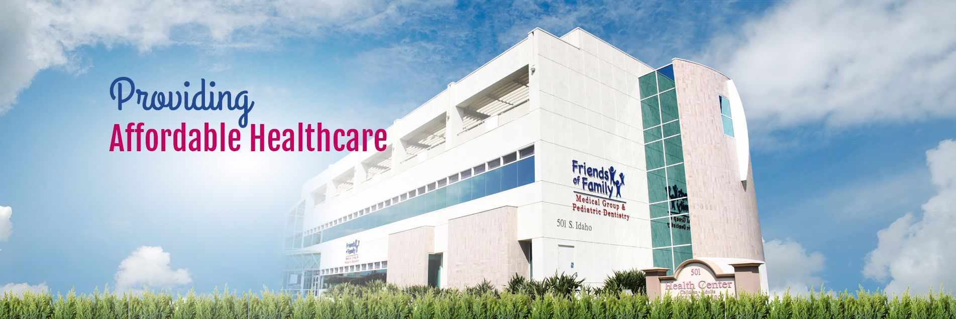 Friends of Family Health Center (@fofhealthcenter) Cover Image