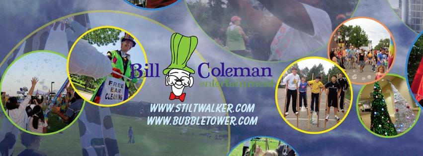 "Bill ""Stretch"" Coleman (@stretch9) Cover Image"