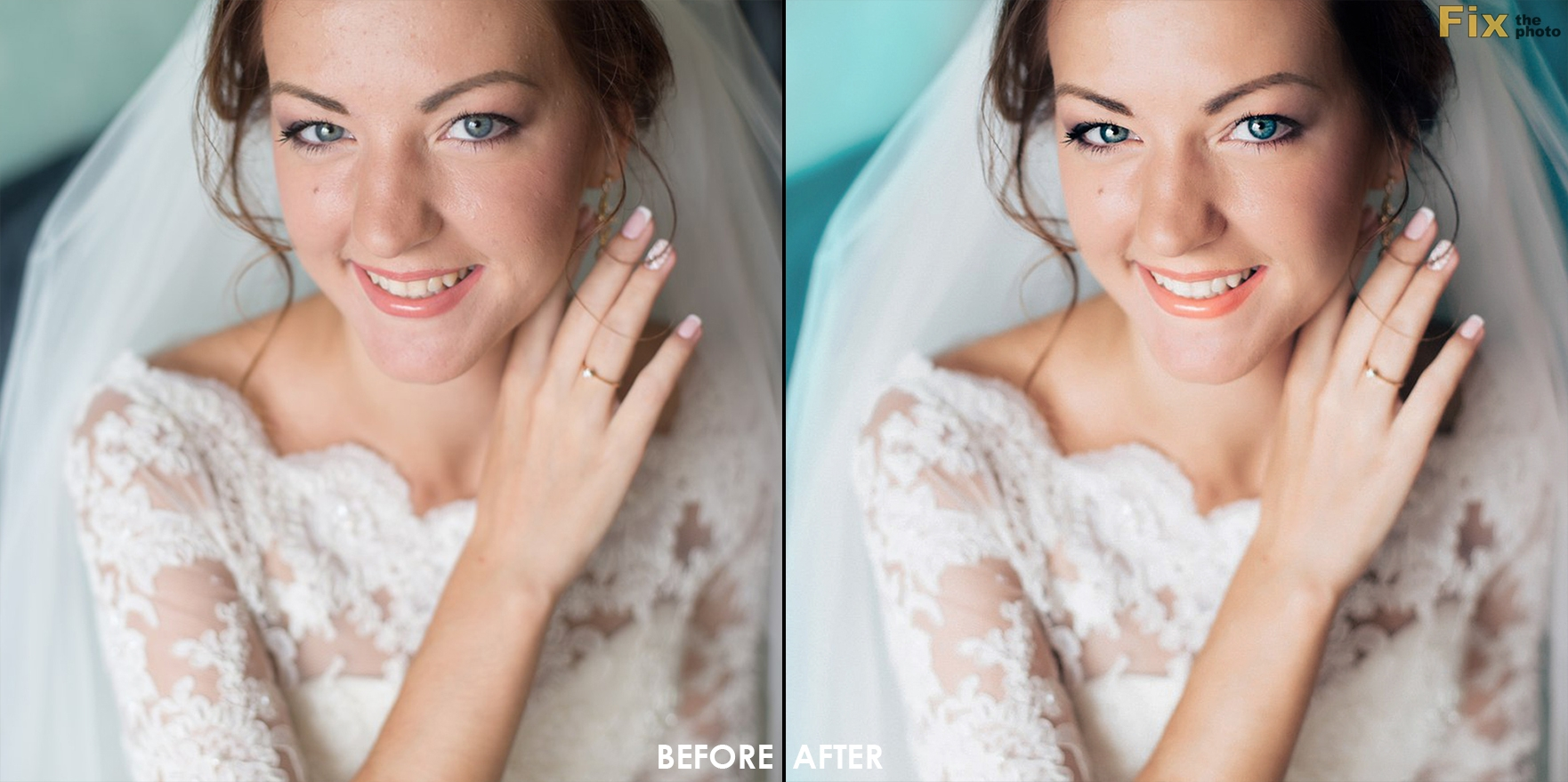 FixThePhoto: wedding photo editing services  (@digitalretouching) Cover Image