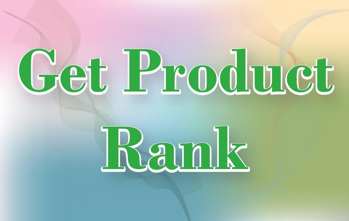 Get Product Rank (@sandramleyvas) Cover Image