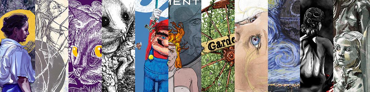 MJT Illustration (@mjtillustration) Cover Image