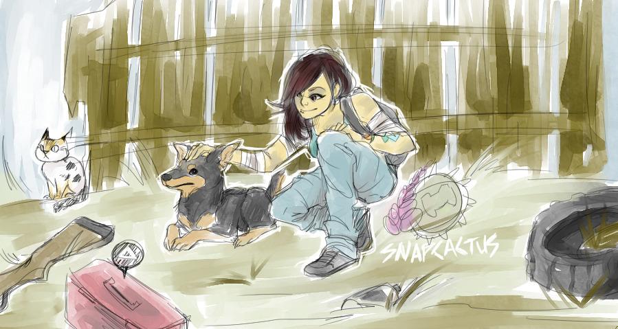 Sara (@snapcactus) Cover Image