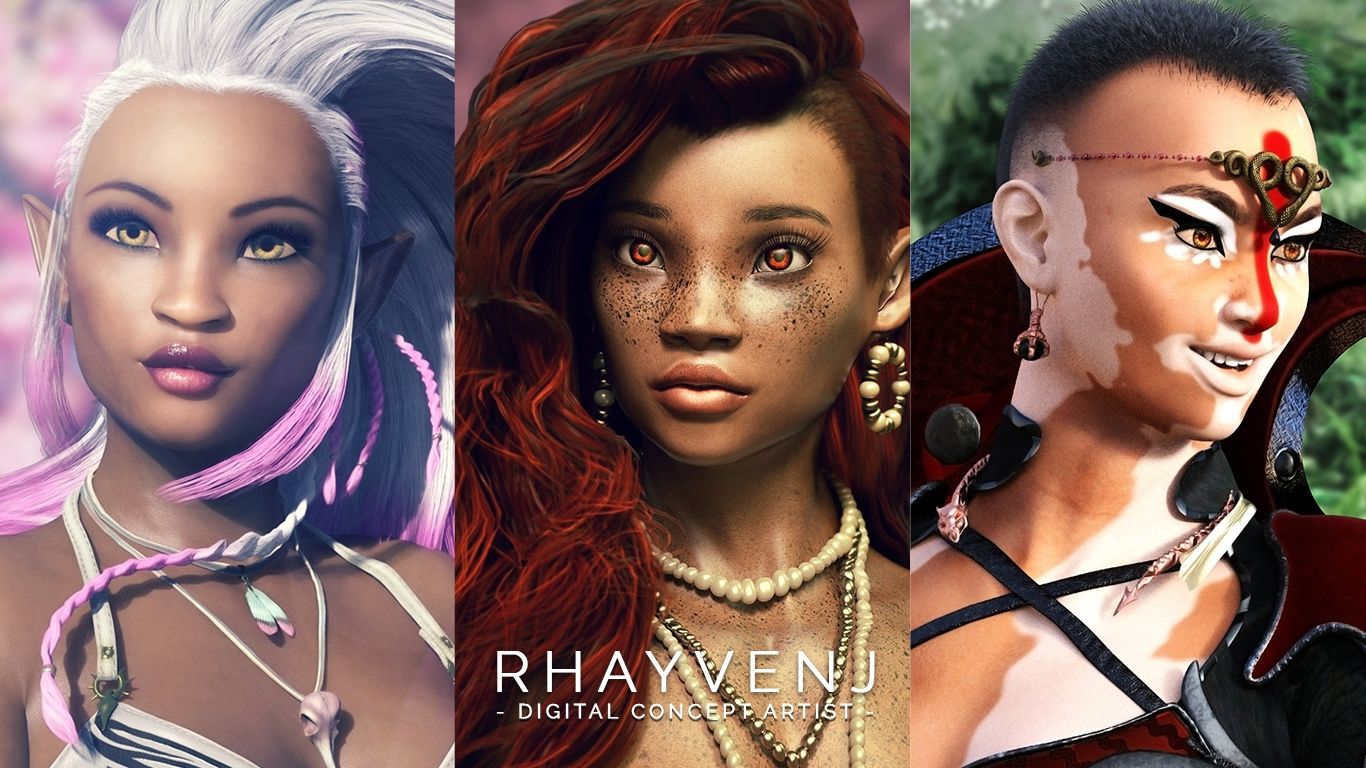 Rhayven Jones (@rhayvenj) Cover Image