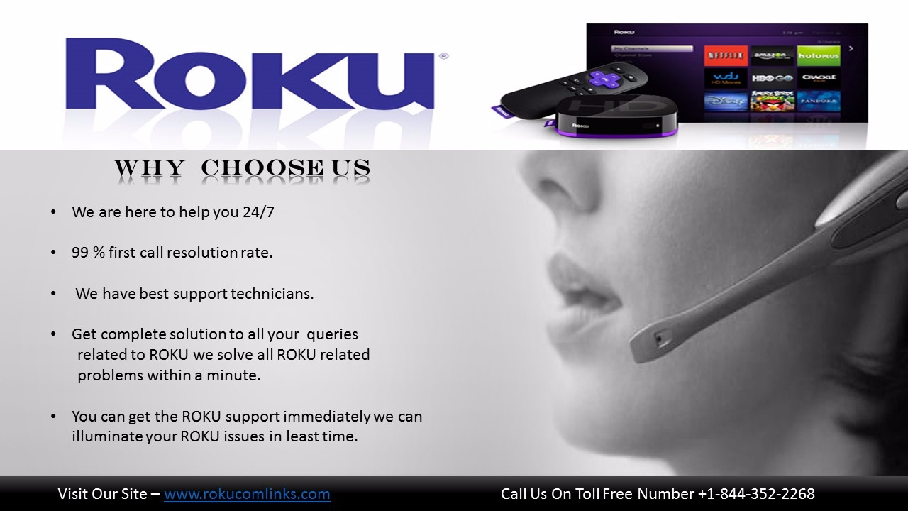 Roku Tech Support +1-844-352-2268 (@rokutechsupport) Cover Image