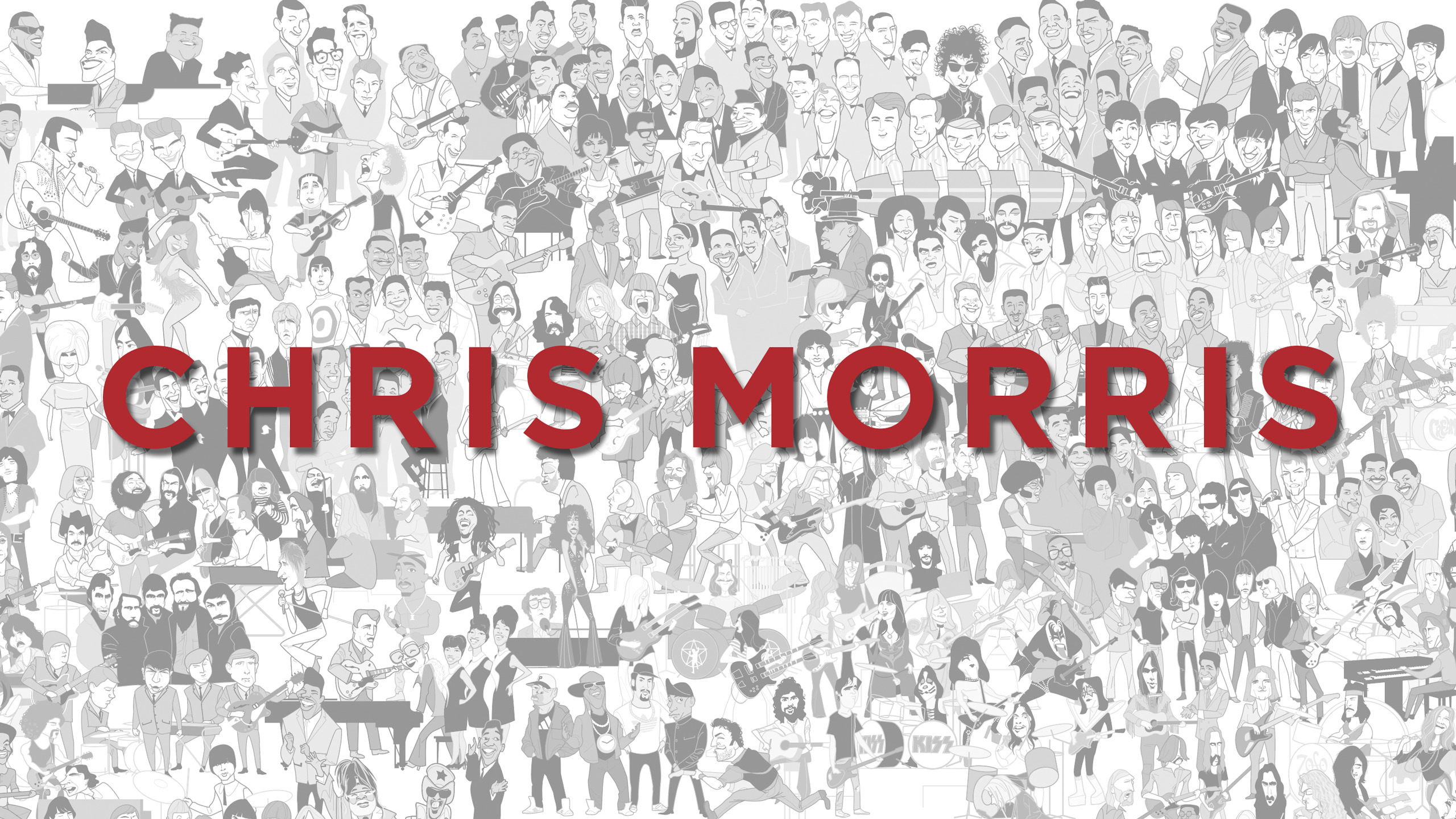Chris Morris (@cmorris) Cover Image