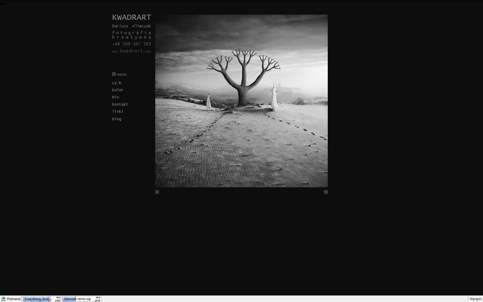 Dariusz  (@dariuszklimczak) Cover Image