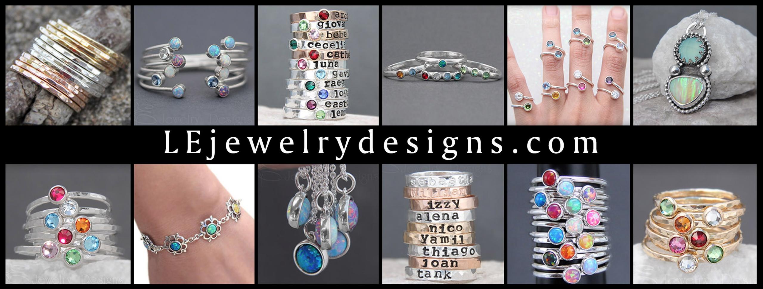 Lauren Elizabeth (@lejewelrydesigns) Cover Image