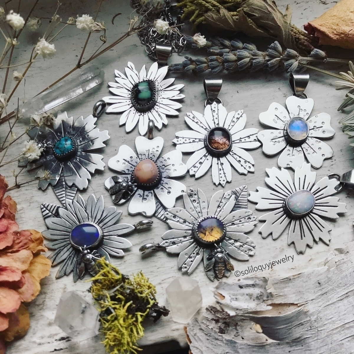 (@soliloquyjewelry) Cover Image