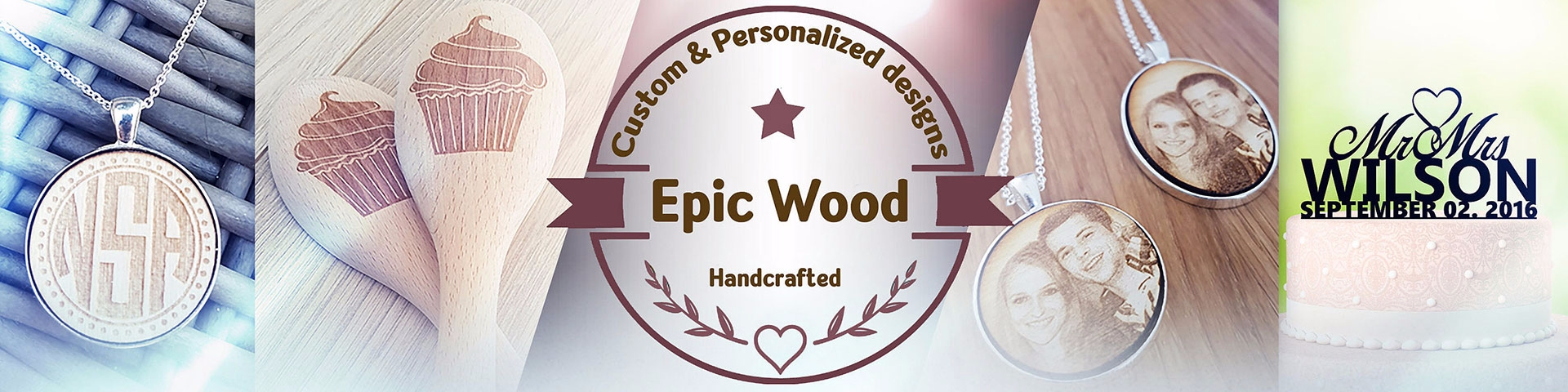 Epic Wood (@epicwood) Cover Image