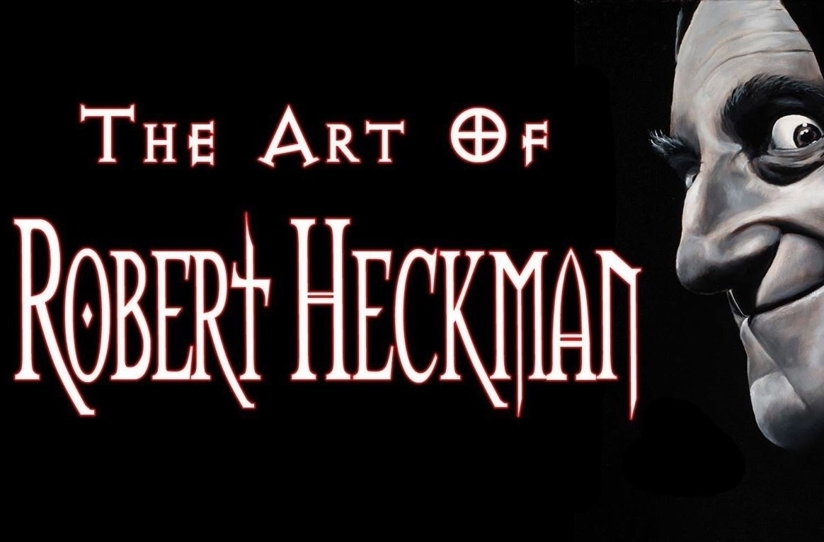 Robert Heckman (@robertheckman_art) Cover Image