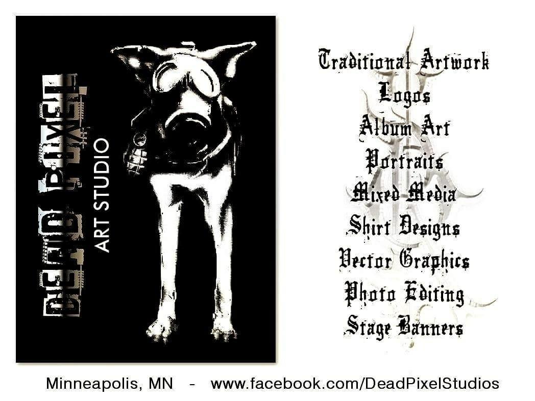 Dead Pixel Art Studio (@dead_pixel_art) Cover Image