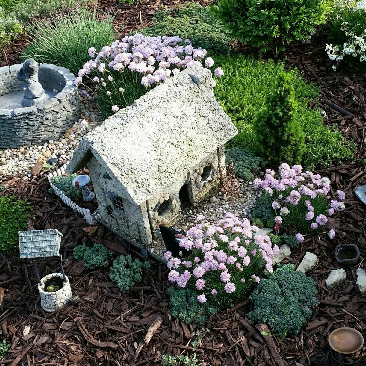 Enchanted Acorn Fairy Gardens (@fairygardens) Cover Image