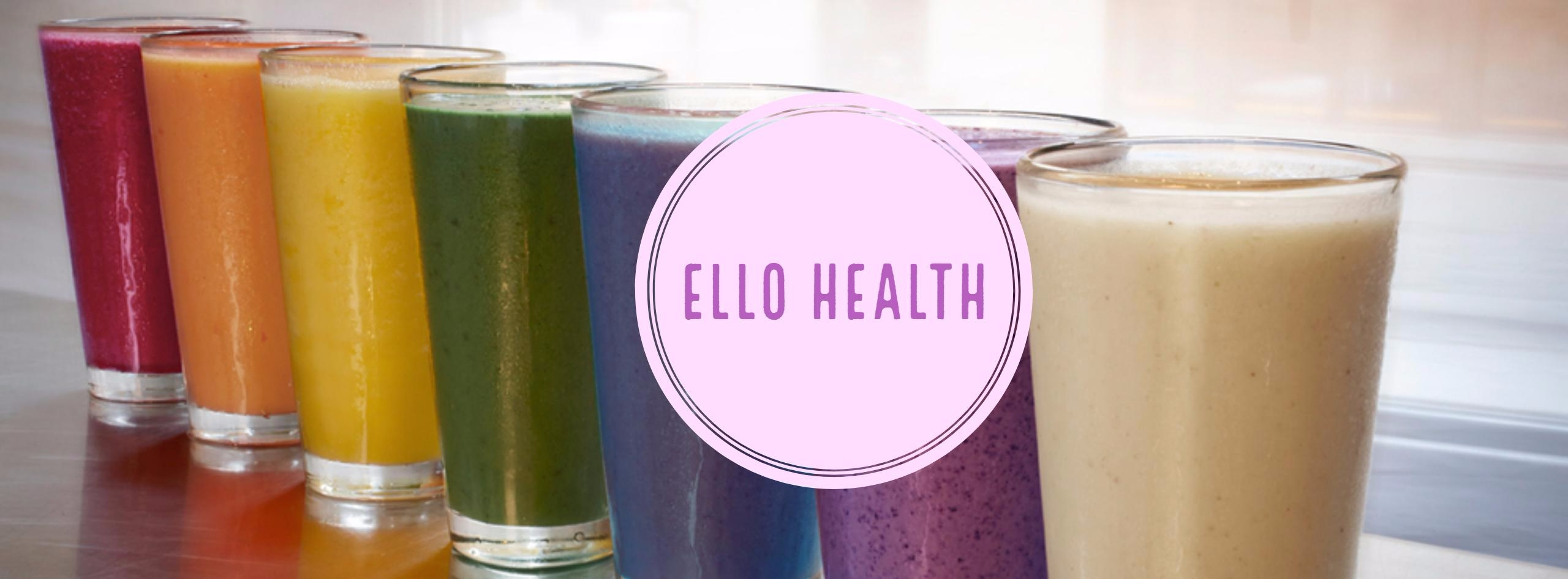 (@ellohealth) Cover Image