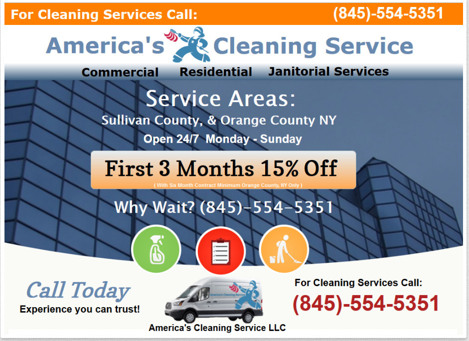 America's Cleaning Service LLC. (@americascleanin) Cover Image