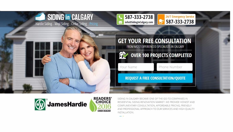 Siding Calgary (@sidingcalgary158) Cover Image