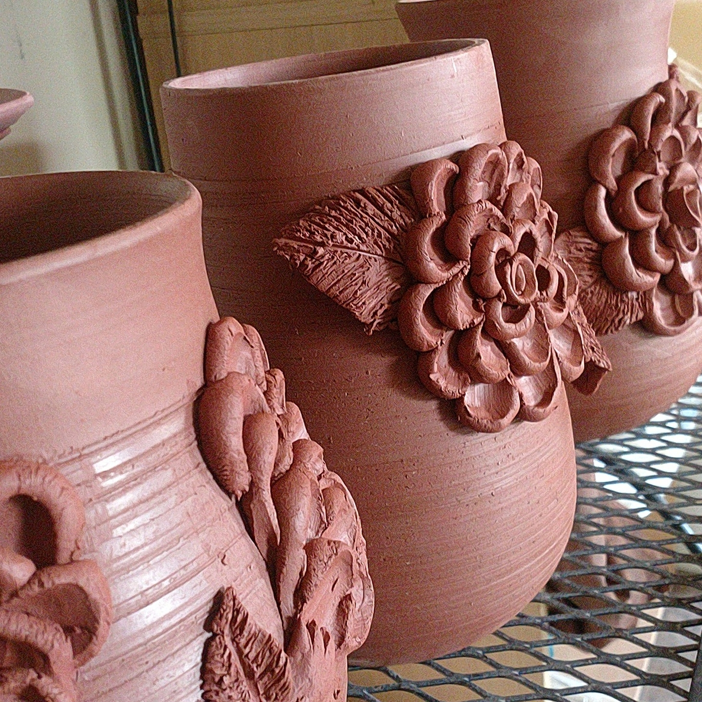 Bonnie McCormick (@harmonyroadpottery) Cover Image