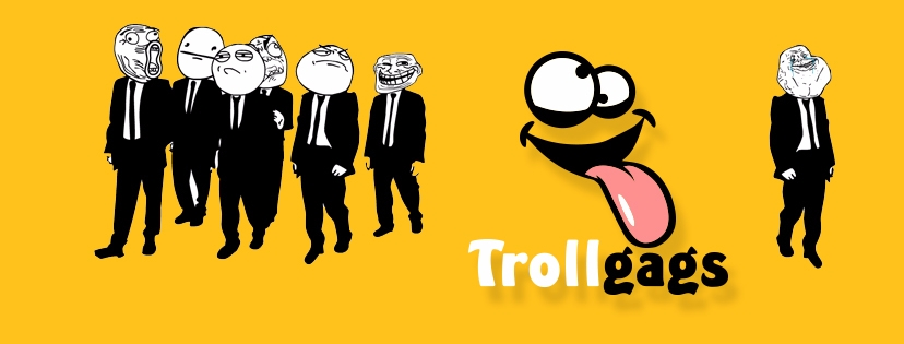 Troll Gags (@trollgags) Cover Image