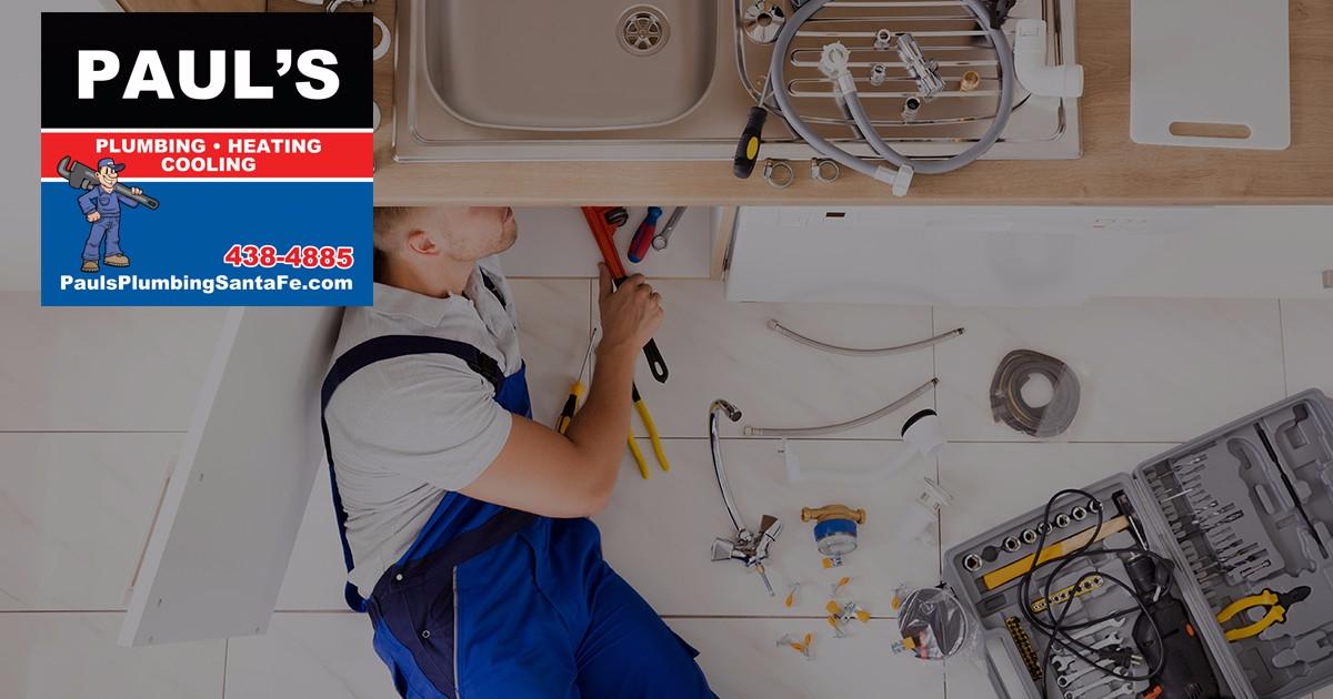 Paul's Plumbing & Heating, Inc. (@paulsplumbing) Cover Image