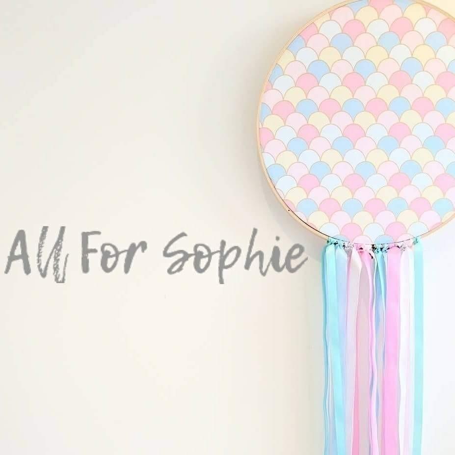 All For Sophie (@allforsophie) Cover Image