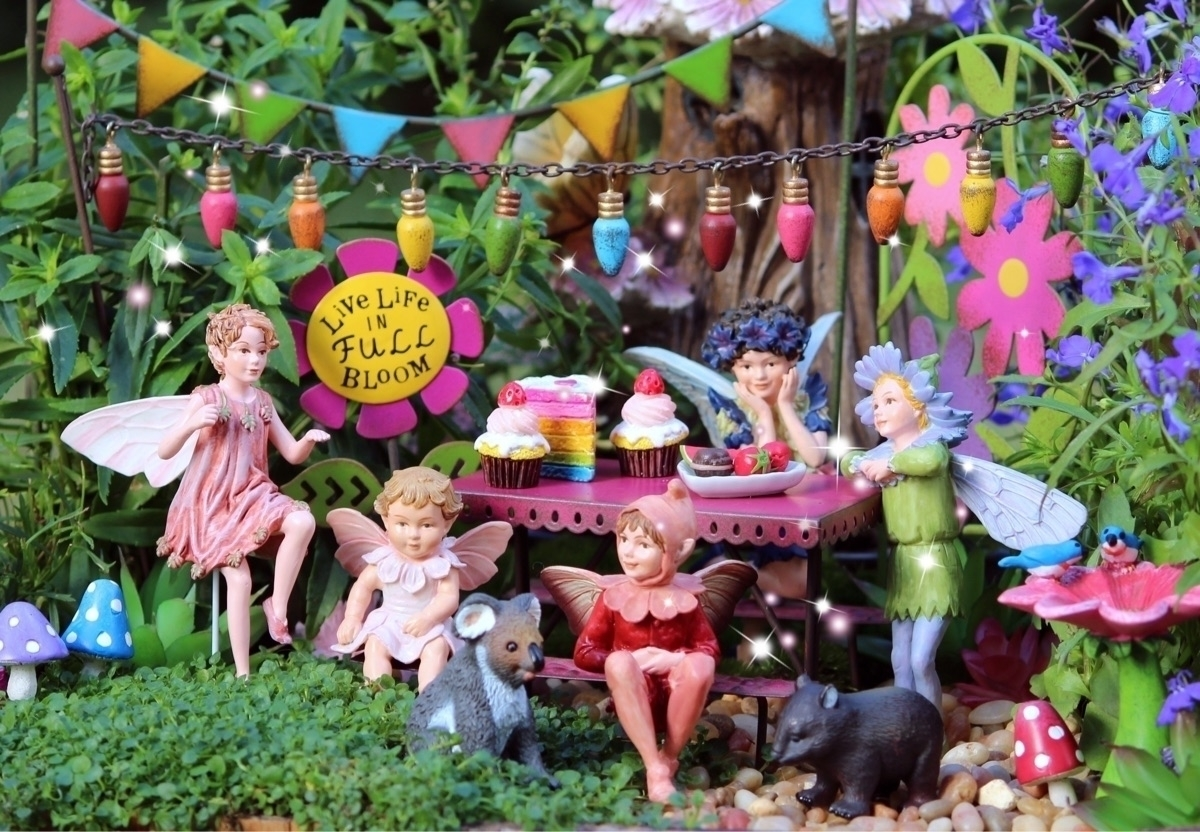 My Little Fairy Garden (@mylittlefairygarden_au) Cover Image