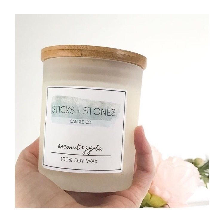 Sticks & Stones Candle Co | Alexandra (@sticksandstonescandleco) Cover Image