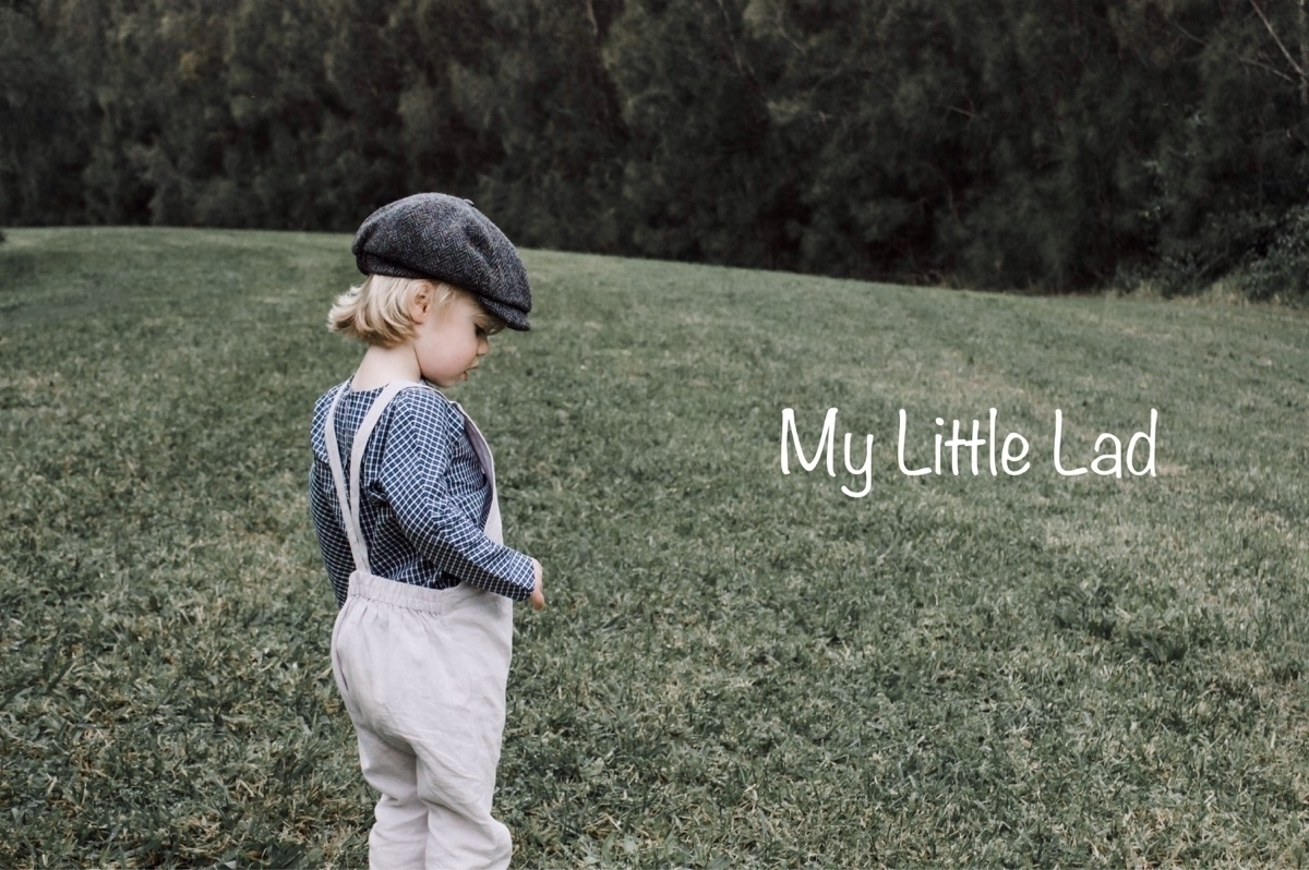 @mylittlelad Cover Image