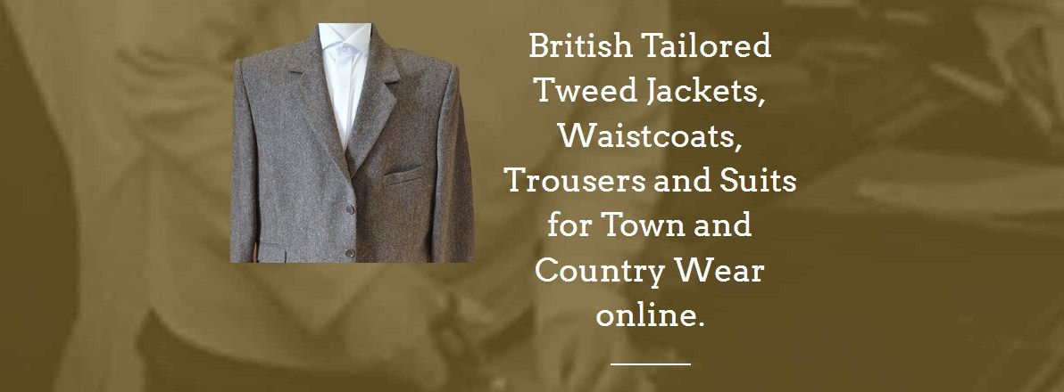 UK Tweed Jacke (@tweedjackets) Cover Image