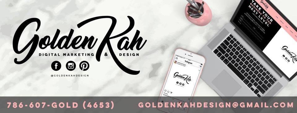 Kathy Jean-Joseph (@goldenkahdesign) Cover Image