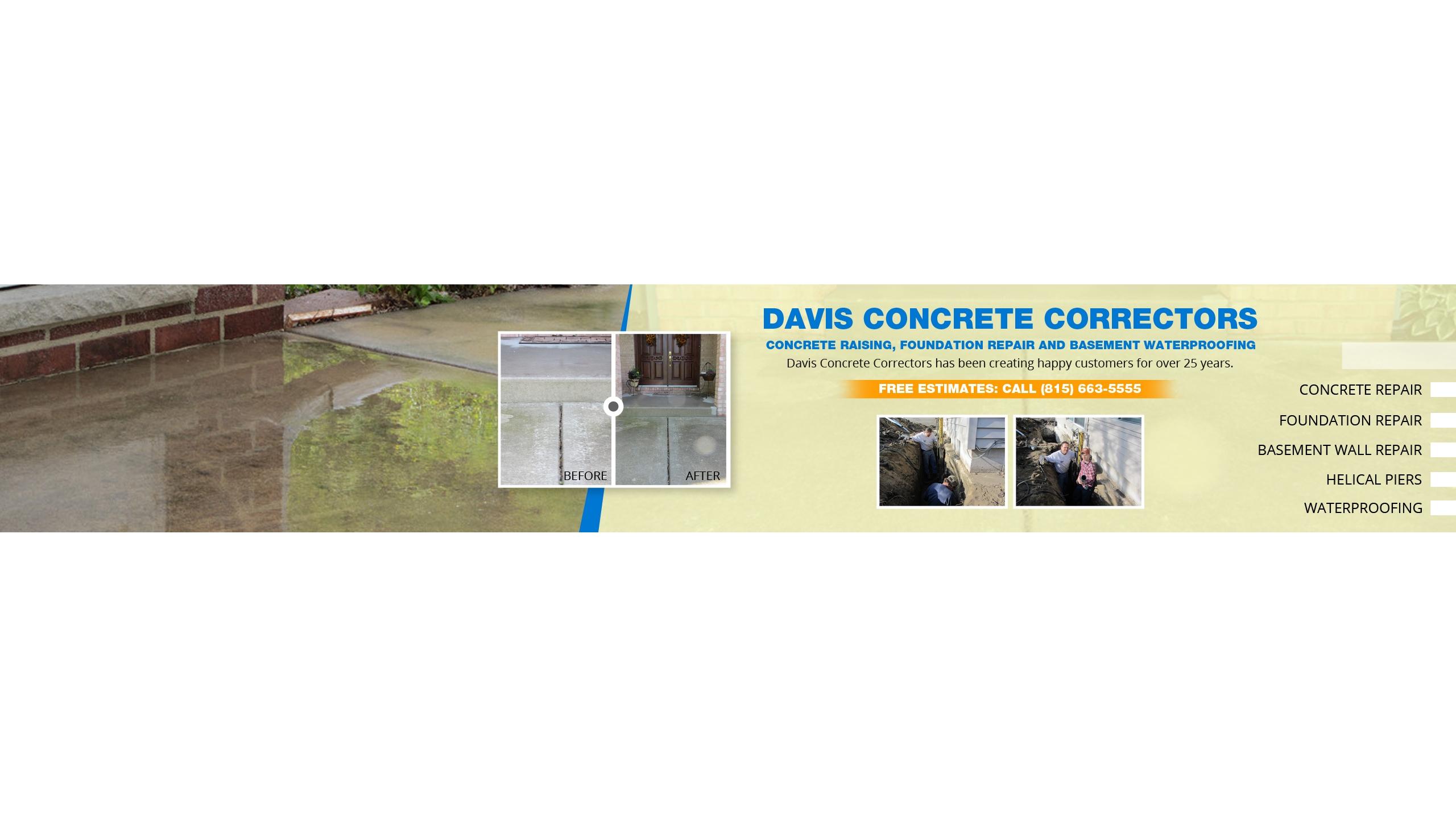 Davis Concrete Correctors (@davisconcretecorrectors) Cover Image
