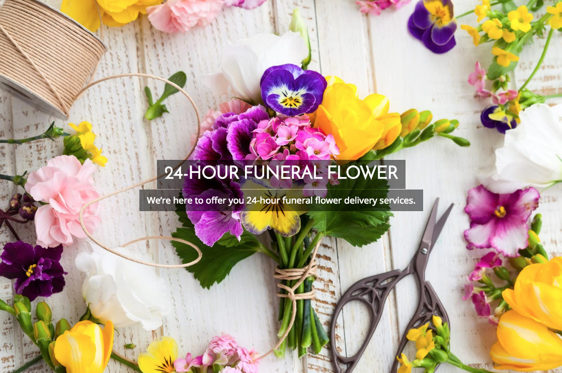 Aaron Smith (@24hour-funeralflowers) Cover Image