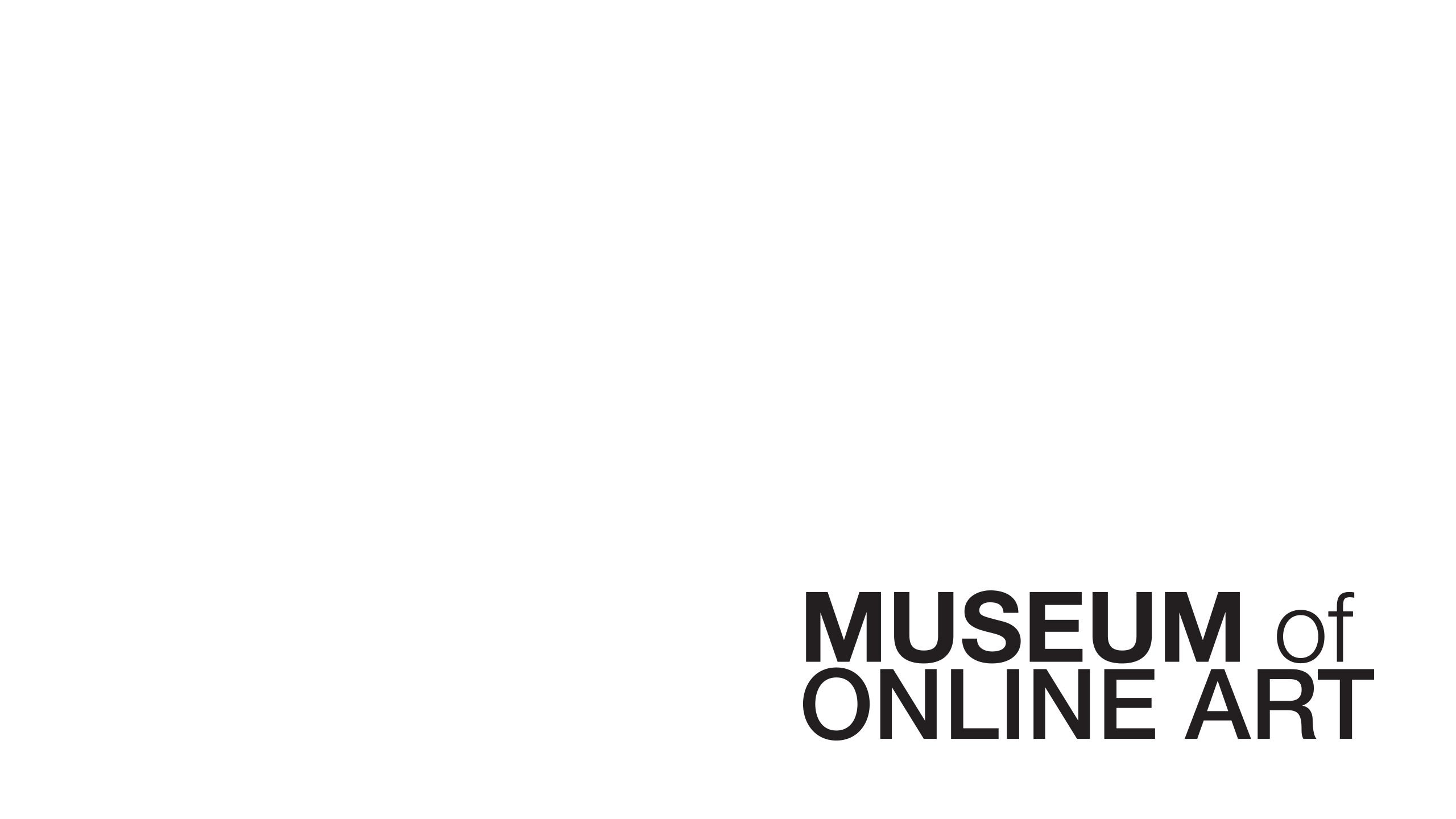 museum of online art (@museumofonlineart) Cover Image