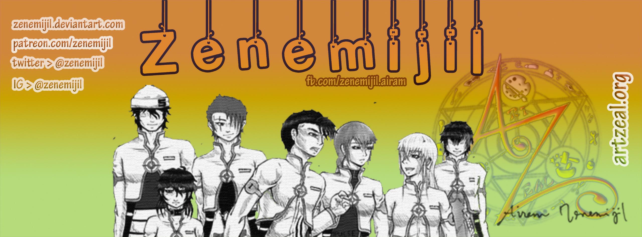 Airam Zenemijil (@zenemijil) Cover Image