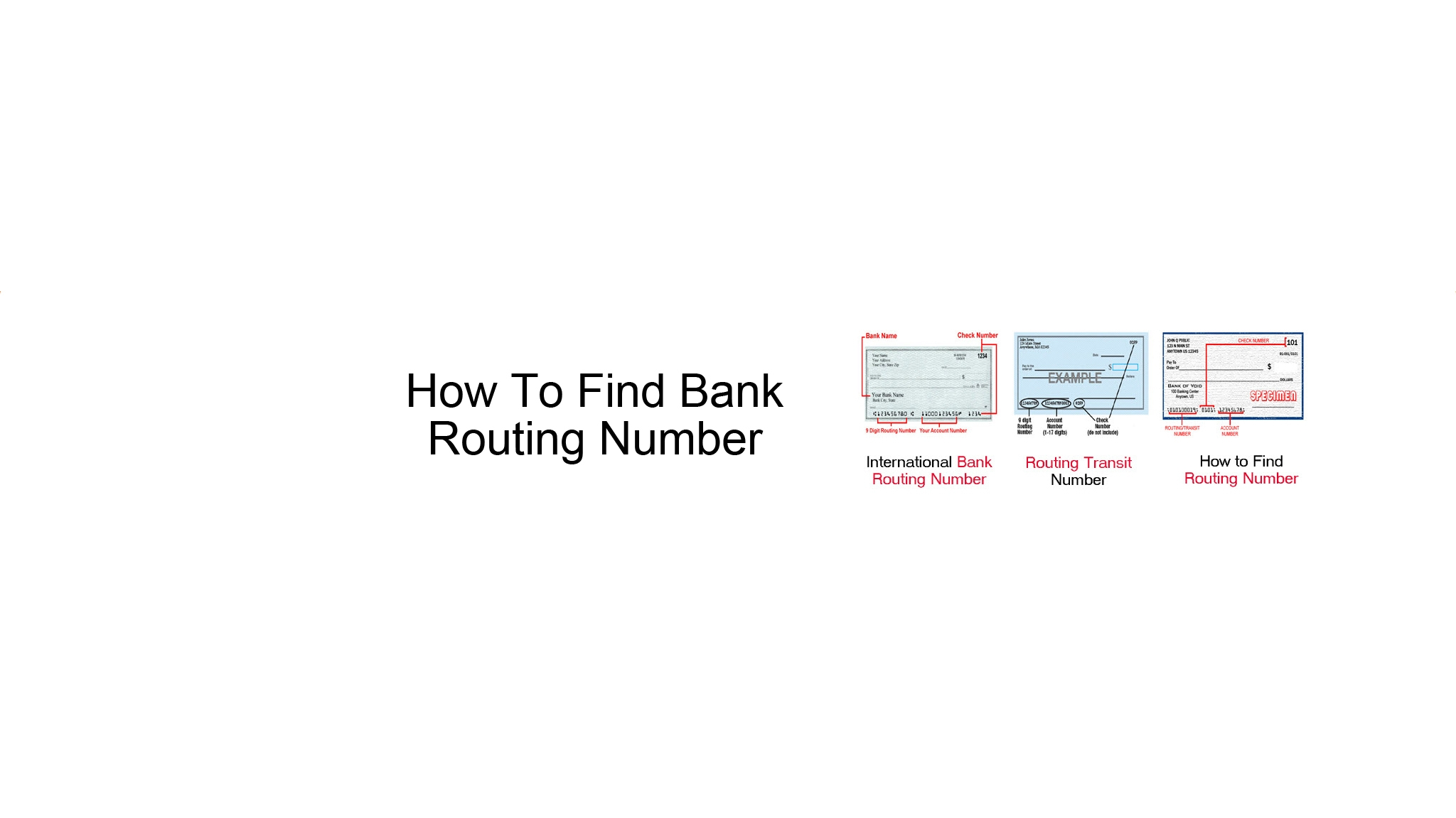 Routing Number Lookup (@bankroutingnumberfinder) Cover Image