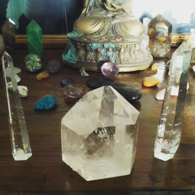 Mineral Goddess  (@mineralgoddess) Cover Image